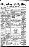 Newbury Weekly News and General Advertiser Thursday 30 December 1869 Page 1