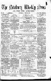 Newbury Weekly News and General Advertiser Thursday 28 July 1870 Page 1
