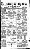 Newbury Weekly News and General Advertiser Thursday 27 July 1871 Page 1