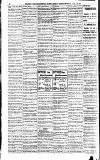 Islington Gazette Monday 23 January 1911 Page 8
