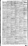 Islington Gazette Tuesday 24 January 1911 Page 8