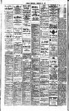 Fulham Chronicle Friday 27 February 1914 Page 4