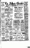 Fulham Chronicle Friday 14 August 1914 Page 1