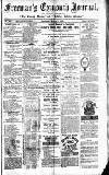 Exmouth Journal Saturday 12 March 1881 Page 1