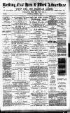 Barking, East Ham & Ilford Advertiser, Upton Park and Dagenham Gazette Saturday 04 August 1894 Page 1