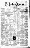 Buchan Observer and East Aberdeenshire Advertiser Friday 26 June 1863 Page 1