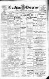 Buchan Observer and East Aberdeenshire Advertiser Tuesday 01 January 1907 Page 1