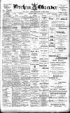 Buchan Observer and East Aberdeenshire Advertiser Tuesday 22 January 1907 Page 1