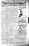Portadown Times Friday 27 October 1922 Page 1
