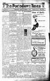 Portadown Times Friday 10 November 1922 Page 1