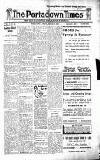 Portadown Times Friday 13 April 1923 Page 1