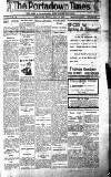 Portadown Times Friday 20 July 1923 Page 1