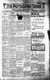 Portadown Times Friday 27 July 1923 Page 1