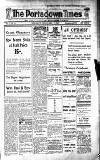 Portadown Times Friday 07 September 1923 Page 1