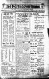 Portadown Times Friday 16 November 1923 Page 1