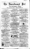 Knaresborough Post Saturday 29 July 1871 Page 1