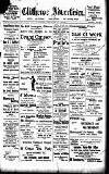 Clitheroe Advertiser and Times Friday 16 November 1900 Page 1