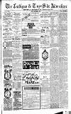 Cardigan & Tivy-side Advertiser Friday 04 October 1889 Page 1