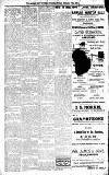 Cardigan & Tivy-side Advertiser Friday 17 February 1911 Page 6