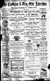 Cardigan & Tivy-side Advertiser Friday 04 August 1911 Page 1