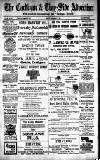 Cardigan & Tivy-side Advertiser Friday 15 September 1911 Page 1