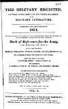 Military Register
