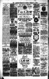 Alcester Chronicle Saturday 14 February 1891 Page 8