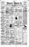 Alcester Chronicle Saturday 09 July 1910 Page 1