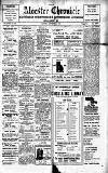 Alcester Chronicle Saturday 03 September 1910 Page 1