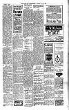 Chard and Ilminster News Saturday 29 January 1910 Page 7