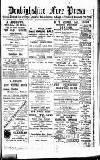 Denbighshire Free Press Saturday 27 January 1900 Page 1
