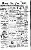 Denbighshire Free Press Saturday 08 January 1910 Page 1