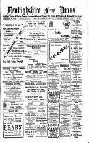 Denbighshire Free Press Saturday 25 June 1910 Page 1