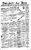 Denbighshire Free Press Saturday 16 July 1910 Page 1