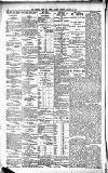 Cambrian News Friday 18 January 1889 Page 4