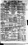 Cambrian News Friday 08 August 1890 Page 1