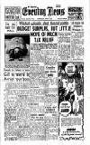 Shields Daily News Wednesday 08 March 1950 Page 1