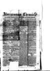 Abergavenny Chronicle Saturday 20 January 1872 Page 1