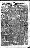 Dublin Evening Telegraph Friday 03 January 1879 Page 1