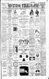 Dublin Evening Telegraph Friday 21 June 1889 Page 1
