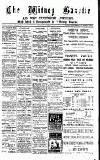 Witney Gazette and West Oxfordshire Advertiser