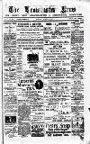 Leominster News and North West Herefordshire & Radnorshire Advertiser Friday 04 April 1884 Page 1