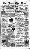 Leominster News and North West Herefordshire & Radnorshire Advertiser Friday 11 April 1884 Page 1
