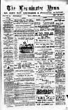 Leominster News and North West Herefordshire & Radnorshire Advertiser Friday 06 June 1884 Page 1