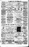 Leominster News and North West Herefordshire & Radnorshire Advertiser Friday 19 December 1884 Page 4