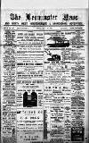Leominster News and North West Herefordshire & Radnorshire Advertiser Friday 29 May 1885 Page 1
