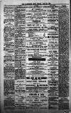 Leominster News and North West Herefordshire & Radnorshire Advertiser Friday 31 July 1885 Page 4