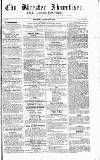 Bicester Advertiser Saturday 25 August 1855 Page 1