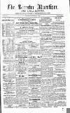 Bicester Advertiser Saturday 10 November 1855 Page 1