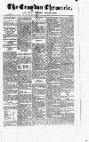 Croydon Chronicle and East Surrey Advertiser Saturday 08 March 1856 Page 1